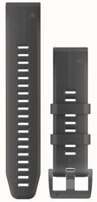 Garmin Czarny pasek gumowy quickfit 22mm fenix 5 / instynkt 010-12740-00