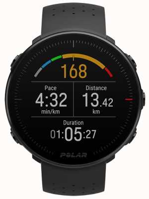 Polar Vantage m czarny średni / duży GPS multisport godz 90069736