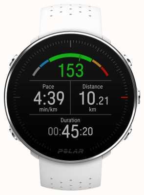 Polar Vantage m biały średni / duży GPS multisport godz 90069738