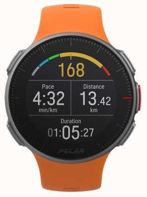 Polar Vantage v orange gps trening multisport premium godz 90070738