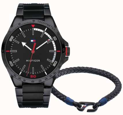 Tommy Hilfiger Zestaw upominkowy dla mężczyzn i zegarków 2770029