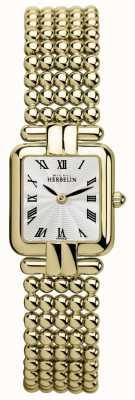 Michel Herbelin Panie | klasyczne złoto | perles oglądać 17473/BP08