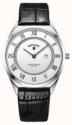 Rotary Zegarek na stulecie wojny światowej ze specjalnej edycji BRITISHLEGION1