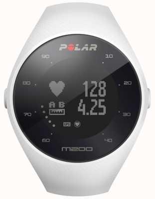 Polar Unisex biały m200 gps wrist hr m / l 90067741