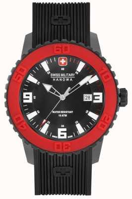 Swiss Military Hanowa Męski zegarek szwajcarski wojskowy hanowa zmierzch ii 06-4302.29.007.04