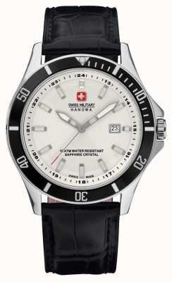 Swiss Military Hanowa Męskie szwajcarskie wojskowe hanowa | sztandarowy zegarek 6-4161.7.04.001.07