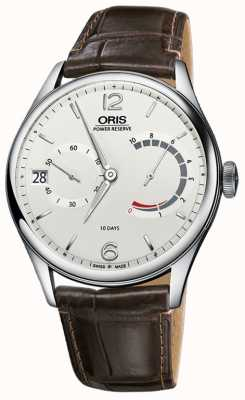 Oris Artelier kaliber 111 męski zegarek 01 111 7700 4031-set 1 23 71fc