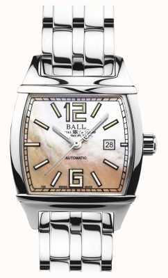 Ball Watch Company Transcendentna perła przewodnika | pasek ze stali | NL1068D-S3AJ-PK