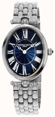 Frederique Constant | damski zegarek w stylu art deco | stal nierdzewna | FC-200MPN2V6B