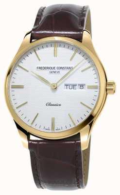 Frederique Constant | mężczyzna klasyczny kwarcowy | FC-225ST5B5
