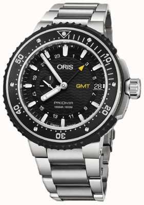 Oris Męski zegarek Prodiver gmt 49mm 01 748 7748 7154-07 8 26 74PEB