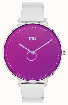STORM Kobiety   allyce lazer purple   Stal nierdzewna 47424/P