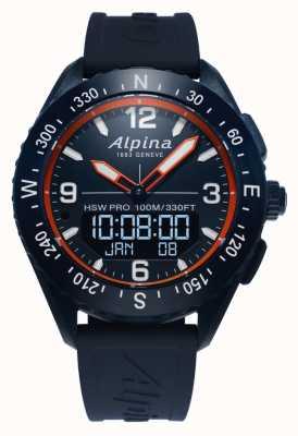 Alpina | męskie alpinerx | smartwatch | AL-283LNO5NAQ6