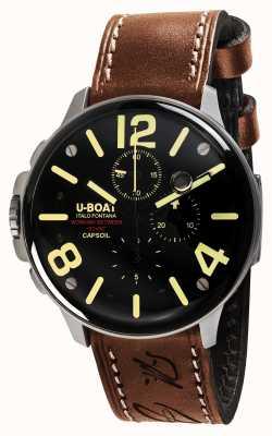 U-Boat Capsoil ss chrono elektromechanika 8111