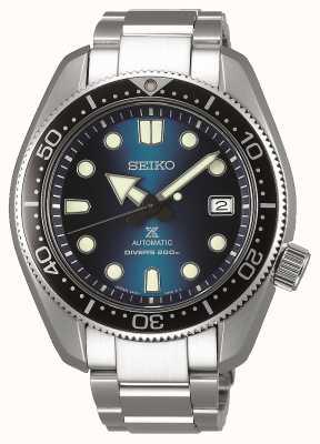 Seiko   prospex   1968 wielka niebieska dziura   wydanie specjalne   SPB083J1