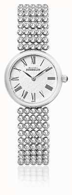 Michel Herbelin Damska bransoleta z perłowej bransoletki 27mm 17483/B08