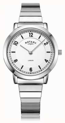 Rotary | bransoleta ze stali nierdzewnej dla kobiet | LB00765/18