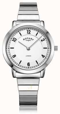 Rotary   bransoleta ze stali nierdzewnej dla kobiet   LB00765/18