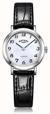 Rotary | damska bransoleta ze stali nierdzewnej | LS05300/68