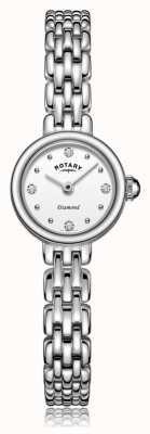 Rotary | bransoleta ze stali nierdzewnej damskie LB05152/70/D
