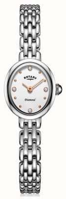 Rotary | bransoleta ze stali nierdzewnej damskie LB05150/02/D