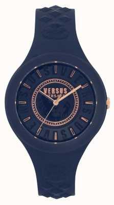 Versus Versace | zegarek z ognioodpornej wyspy unisex | VSPOQ4019