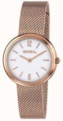 Breil | pasek z irysowego różowego złota dla kobiet | TW1778