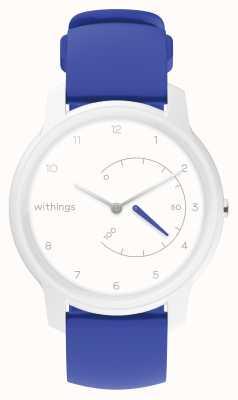 Withings Przenieś śledzenie aktywności biały i niebieski HWA06-MODEL 4-ALL-INT
