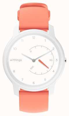 Withings Tracker aktywności ruchowej biały i koralowy HWA06-MODEL 5-ALL-INT