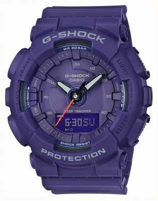 Casio   kompakty g-shock   niebieski   GMA-S130VC-2AER