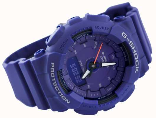 Casio | zagęszczarki g-shock | niebieski | unisex | GMA-S130VC-2AER