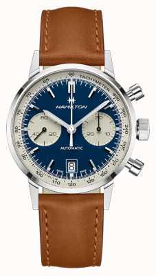 Hamilton | amerykański klasyk | intramatic | auto chrono H38416541