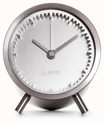 Leff Amsterdam | zegar lampowy | stal nierdzewna | LT70001