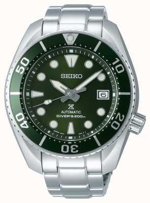 Seiko Prospex nurek sumo zielony męski ze stali nierdzewnej SPB103J1