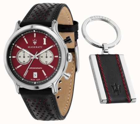 Maserati Legenda limitowana edycja 8ctf 1939 sztuk epoca chronograf R8871638002