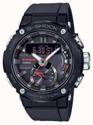 Casio G-stalowy łącznik bluetooth G-Shock 200m wr gumowy pasek GST-B200B-1AER