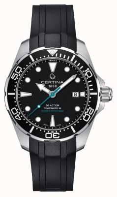 Certina | wydanie specjalne | ds action diver powermatic 80 | C0324071705160