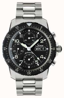 Sinn 103 st tradycyjny chronograf pilotażowy 103.031 BRACELET