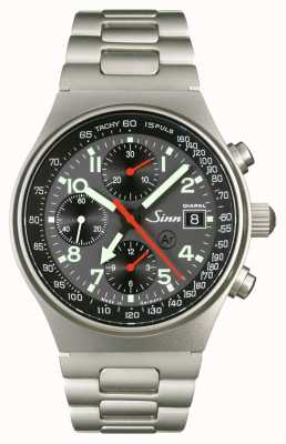 Sinn 144 st. Diapal światowy chronograf czasu 144.068