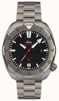 Sinn Zegarek do nurkowania model t1 (ezm 14) 1014.010