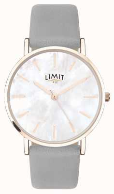 Limit | tajny ogród damski | szary pasek | tarcza z masy perłowej | 60049.73