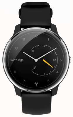 Withings Przenieś ekg | czarno-żółty | monitor aktywności HWA08-MODEL 1-ALL-INT