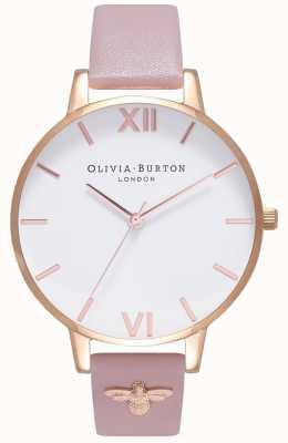 Olivia Burton | kobiety | Pszczoła 3d | zdobiony skórzany pasek | OB16ES15