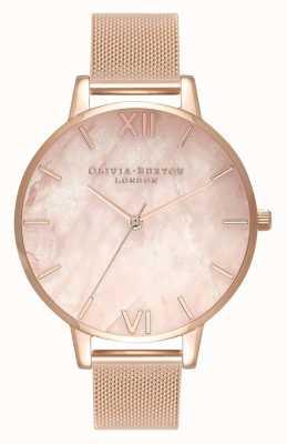 Olivia Burton | damskie | półszlachetne | bransoletka z różowego złota | OB16SP01