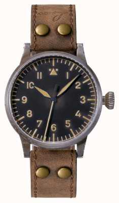 Laco | Munster Erbstuck | zegarki pilotażowe | Skórzany 861931