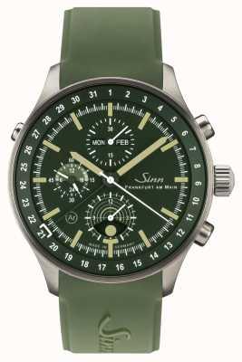 Sinn Zegarek myśliwski 3006 chronograf z wyświetlaczem księżycowym 3006.010