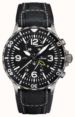 Sinn 757 utc duo zegarek chronograf 757.011