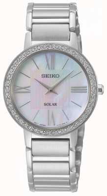 Seiko | seria koncepcyjna | damska słoneczna | zestaw kryształów | SUP431P1
