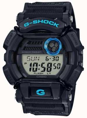 Casio | g shock | męskie | ograniczony zegarek cyfrowy | GD-400-1B2ER