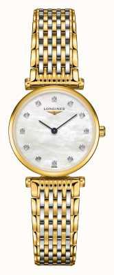 Longines | la grande classique de longines | kobiety | szwajcarski kwarc | L42092877